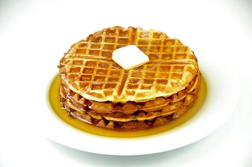 International Waffle Day
