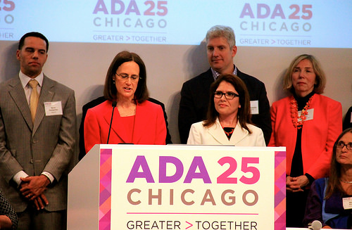 Illinois Attorney General Lisa Madigan Seeking Re-Election