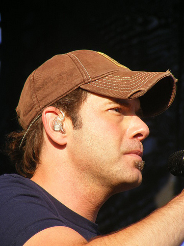 Rodney Atkins Coming to the Effingham County Fair