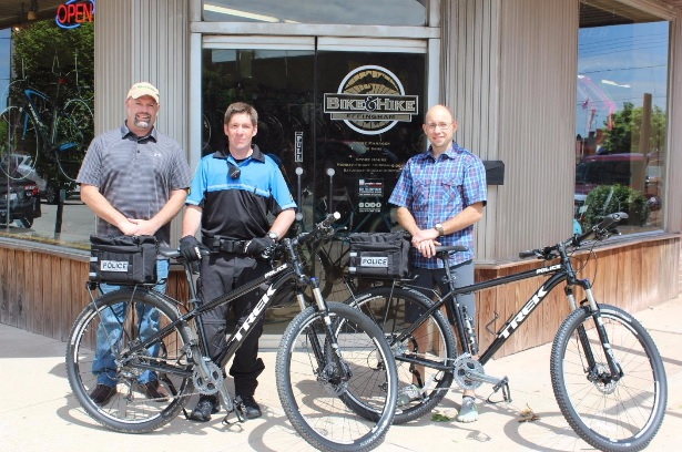 Effingham Police Department Implementing Bicycle Patrols