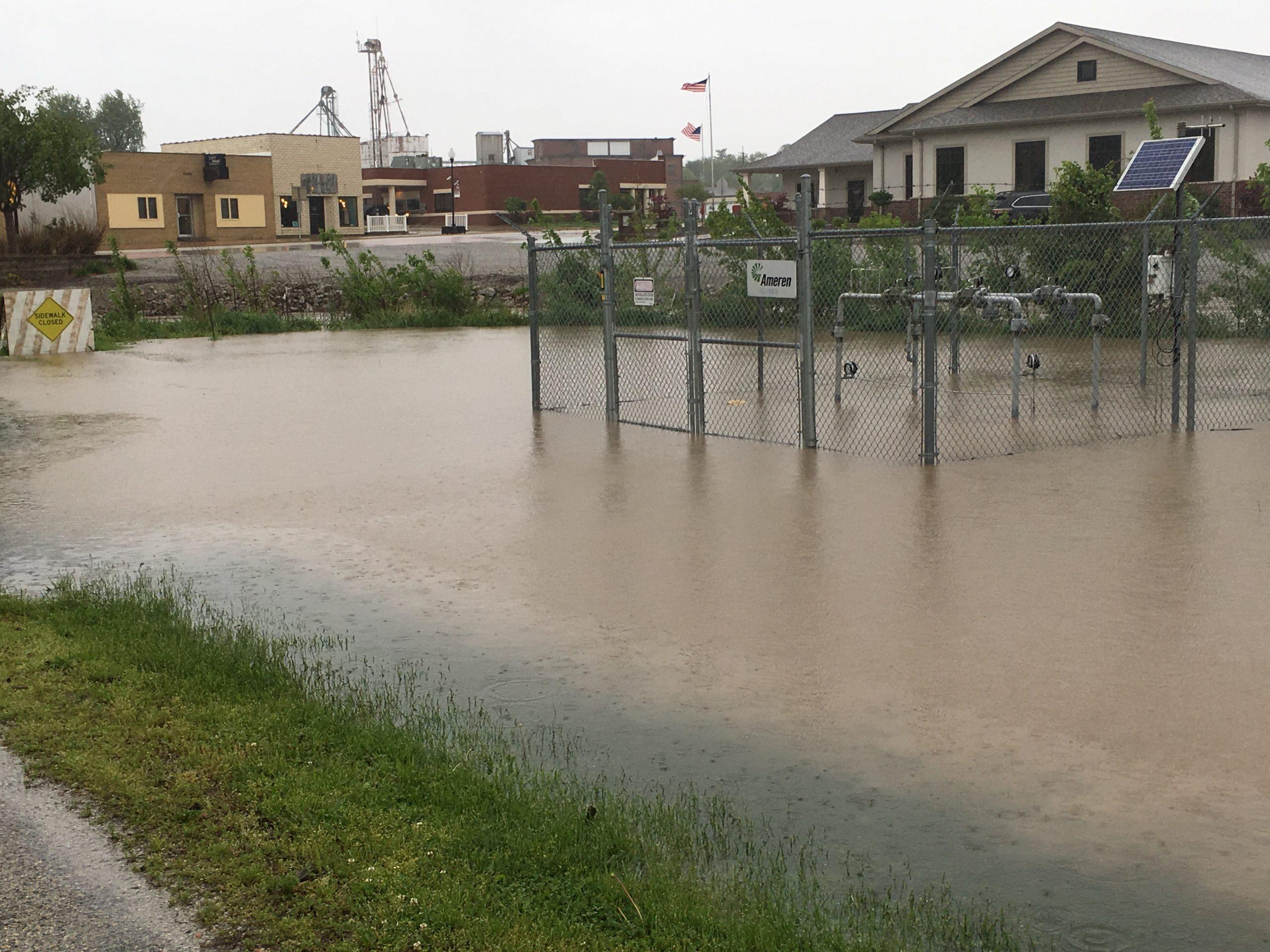 Entire Listening Area Under Flash Flood Warning