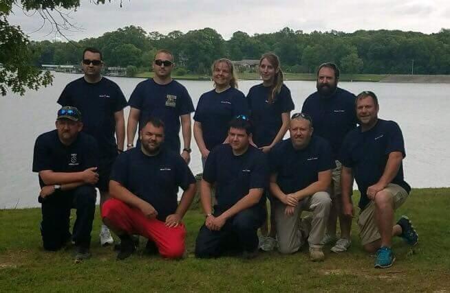 Local Ambulance Company Holds Training at Lake Sara