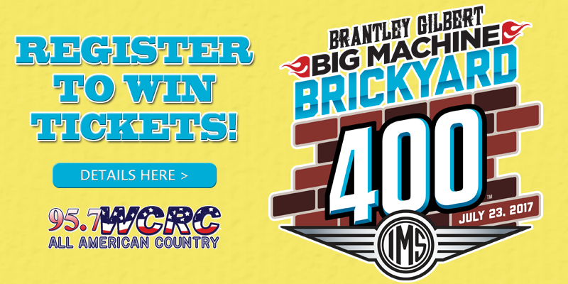 Register to Win - Brickyard 400 Tickets