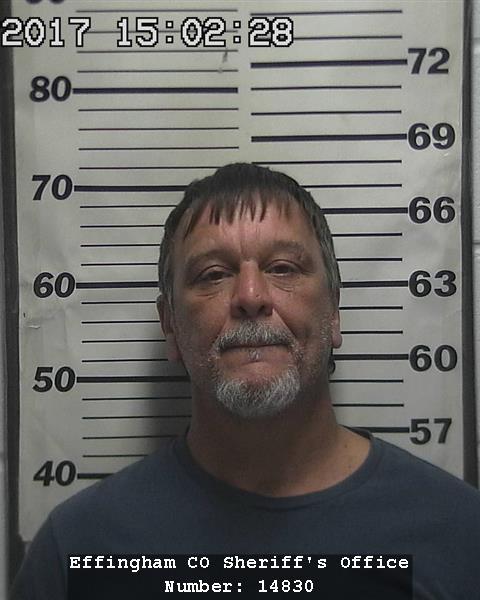 Effingham Man Sentenced to Three Years In Prison