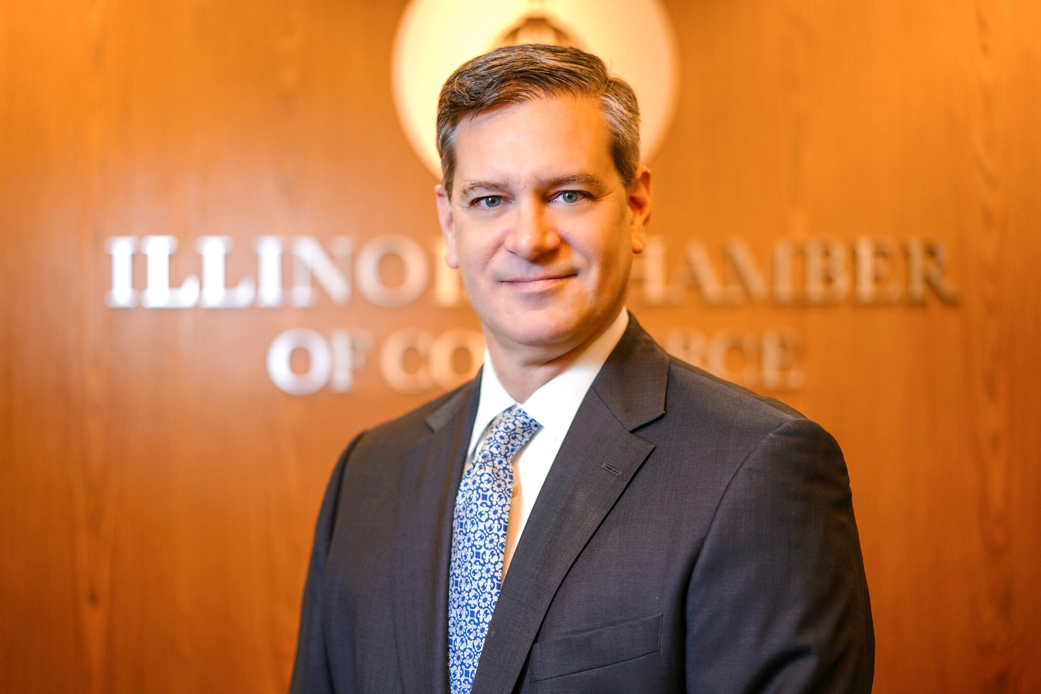 Illinois Chamber of Commerce President Talks Illinois Budget/ Businesses Leaving State