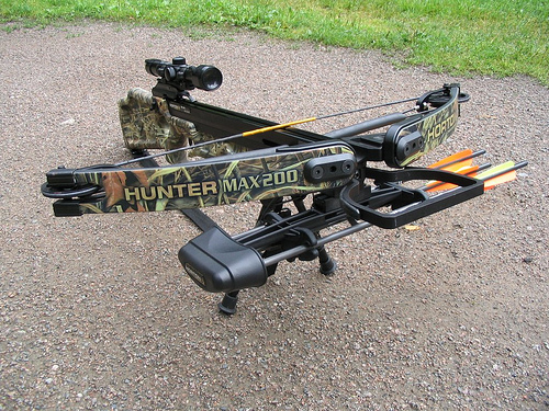 Illinois Crossbow Hunting Now Legal