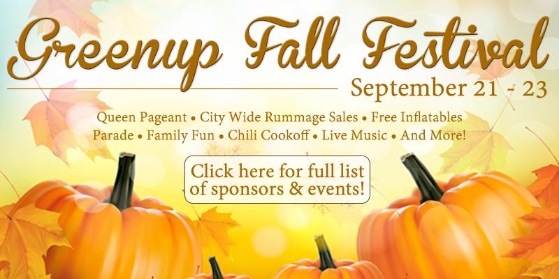 Greenup Fall Festival 2017