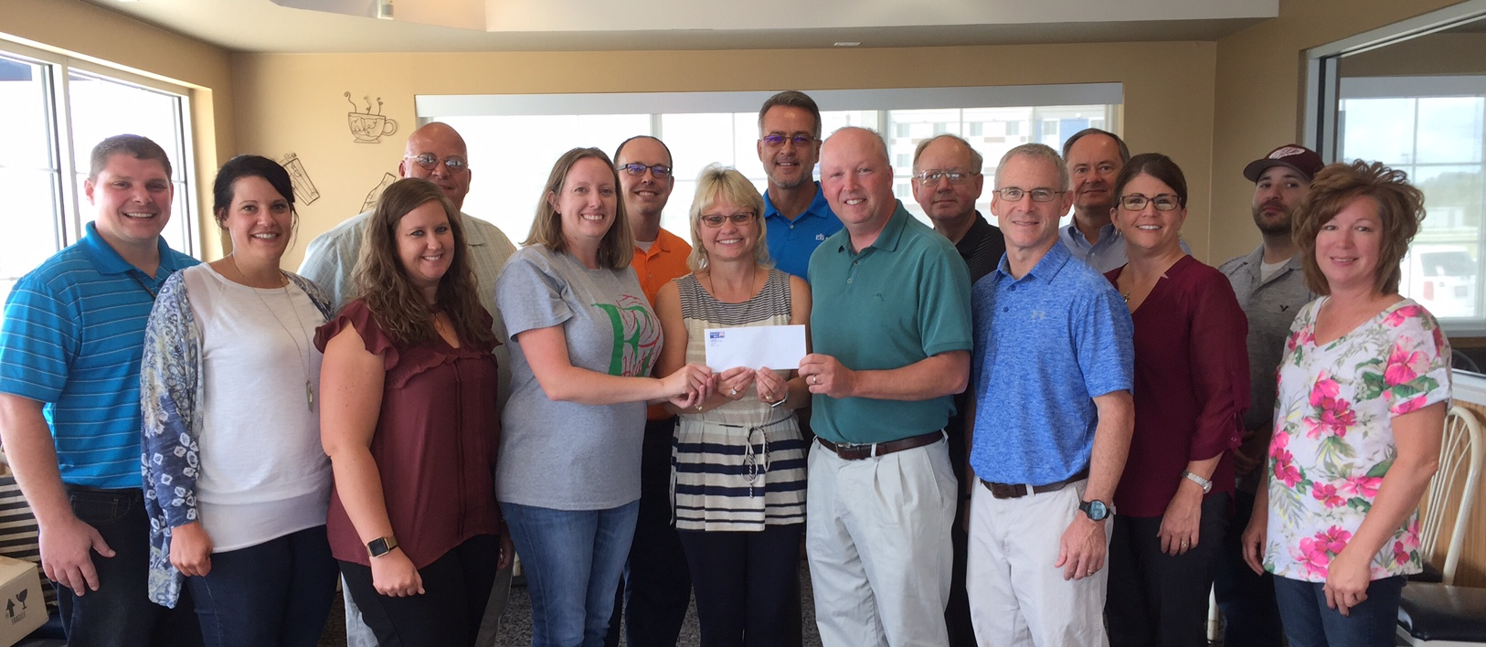 Over $13,000 Raised for United Way of Effingham County in Fundraiser