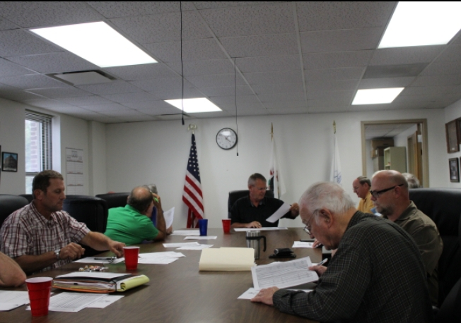 County Board Releases Minutes From Closed Meetings.