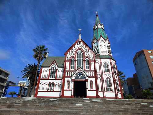 Congregations in The Area 500th Anniversary of the Protestant Reformation Throughout October
