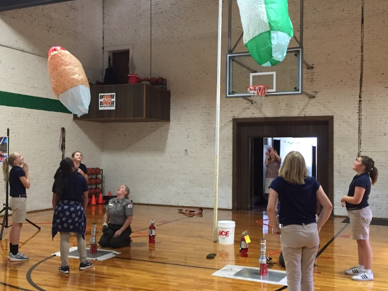 U.S. Army Corps of Engineers to Host First Ever Hot Air Balloon Science Fair October 6