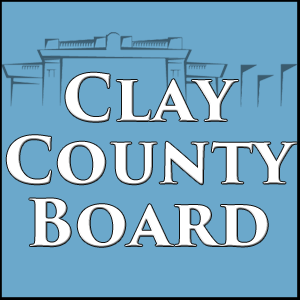 Clay County Board Meeting Scheduled for December 12