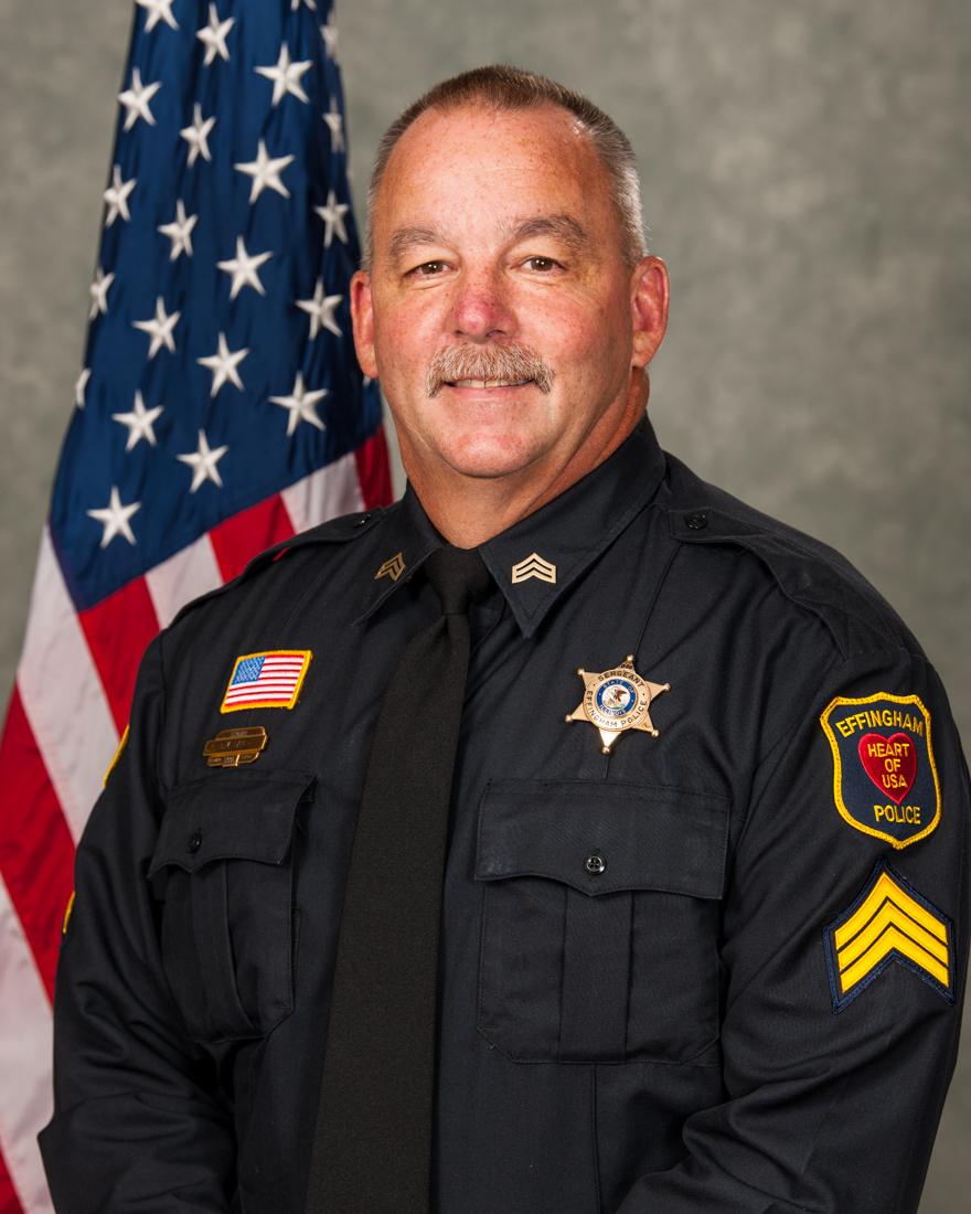 Danny Lake is Now The New Deputy Chief of Police