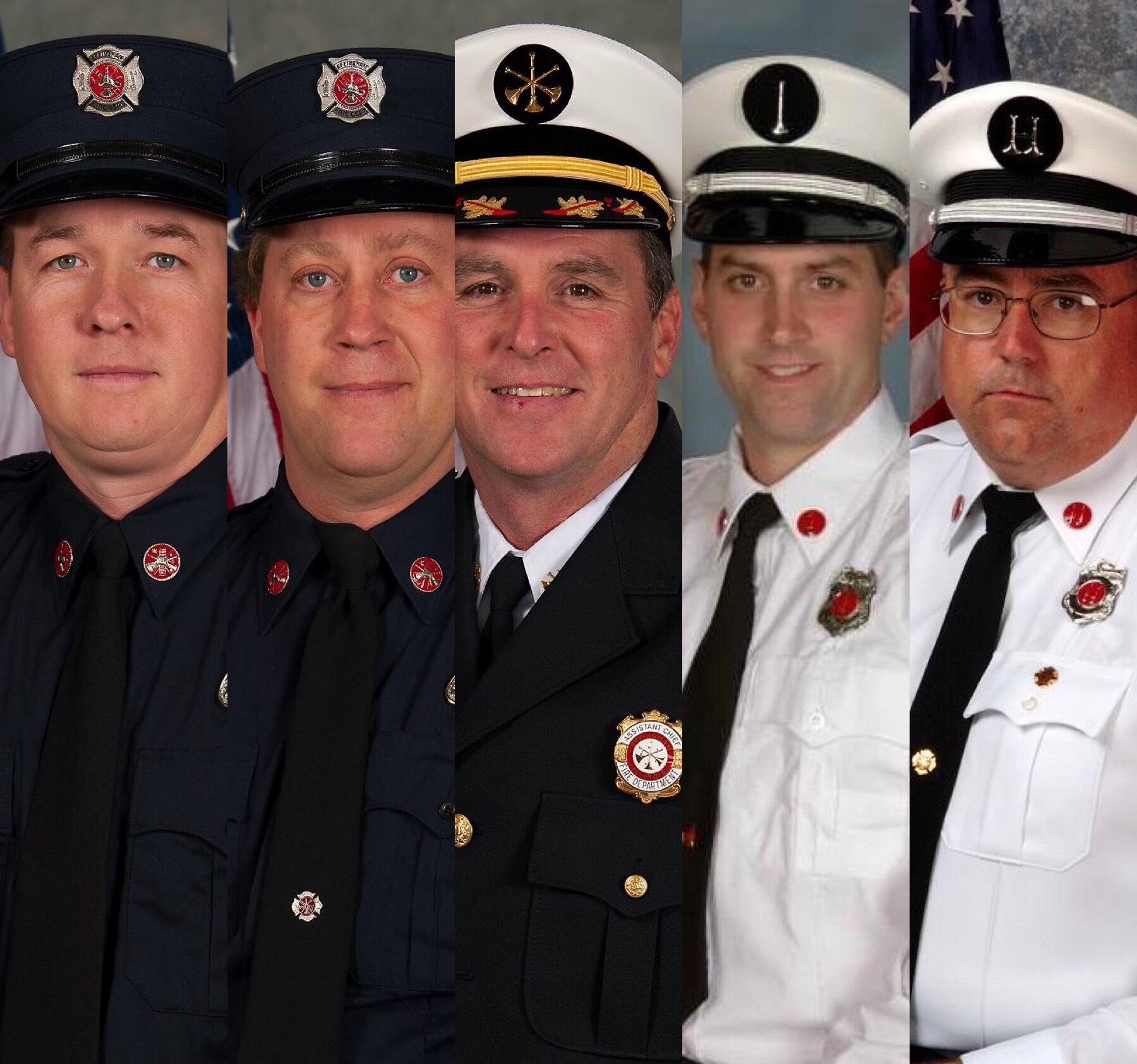 Local Firefighters Win Midwest Regional First Regional Award