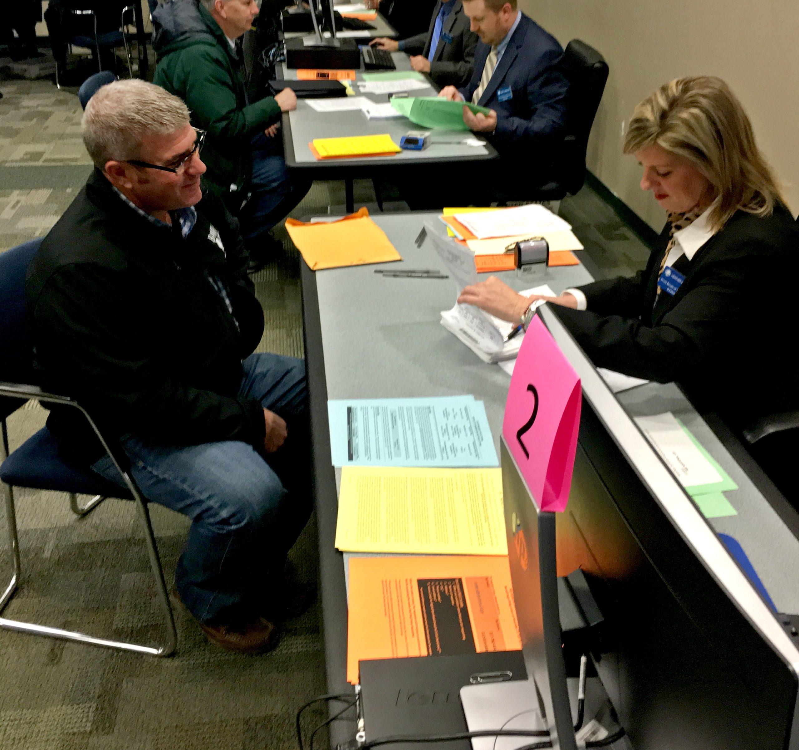 Darren Bailey makes his bid for State Representative official