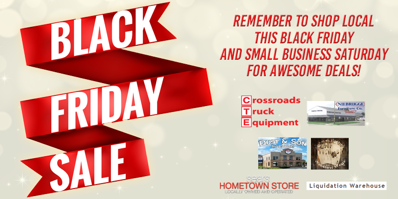 Black Friday & Small Business Saturday
