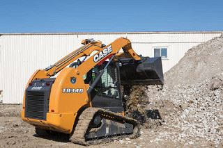 Skid Steer Stolen from Construction Site