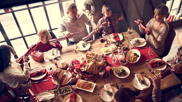 American Heart Association Releases 2017 Healthy Holiday Eating Guide (Interview)