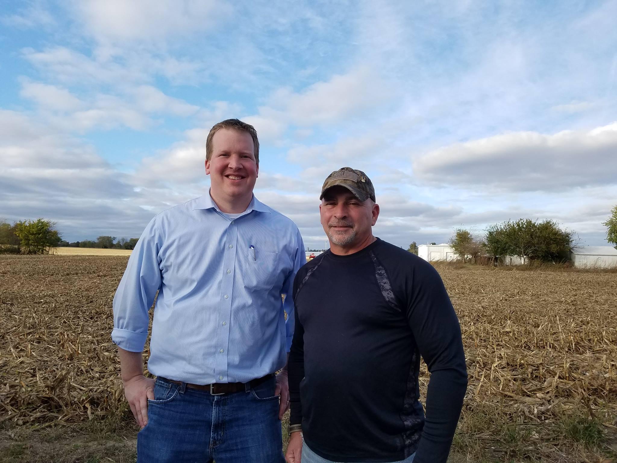 Jason Plummer Names Sheriff Jeff Brown as Campaign Chairman