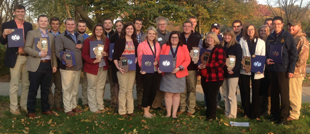 Lake Land College Agriculture Students Excel in Competition