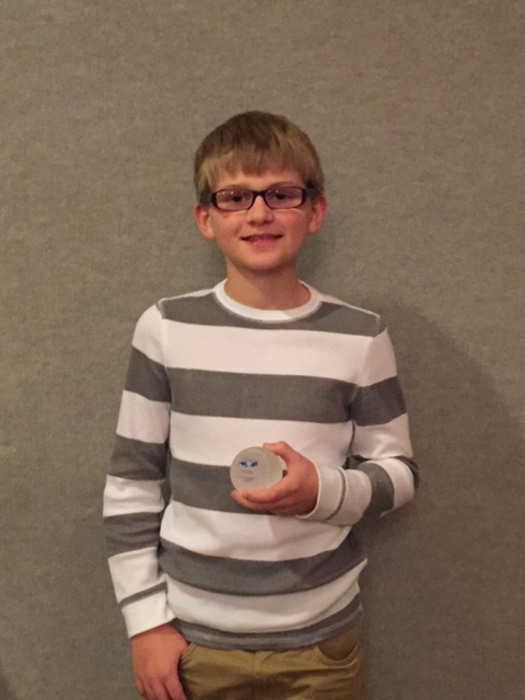 Local Student Wins Junior Team Tennis Sportsmanship Award