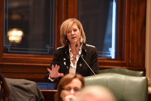 Ives Files Paperwork To Challenge Governor Rauner