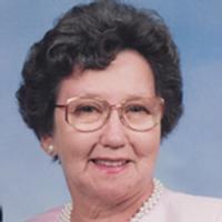 Mary Lois Hayes, 87