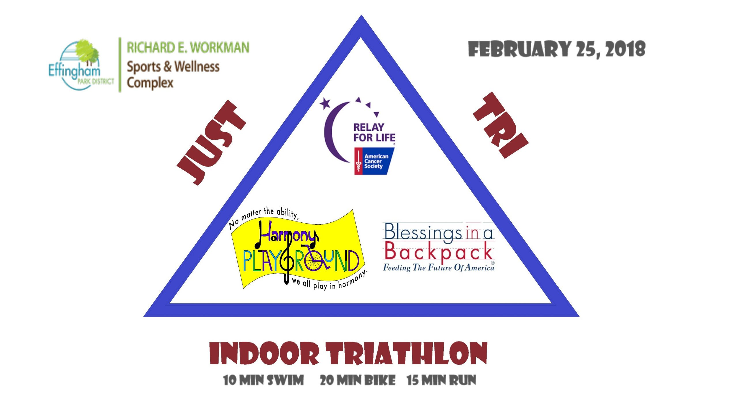 """First Ever """"Just Tri"""" Indoor Triathlon is Coming in February"""