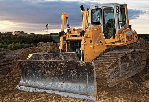 Demolition Begins on Former Neoga Sarah Bush Lincoln Clinic