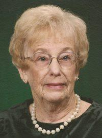 Betty Lou Borries, 89