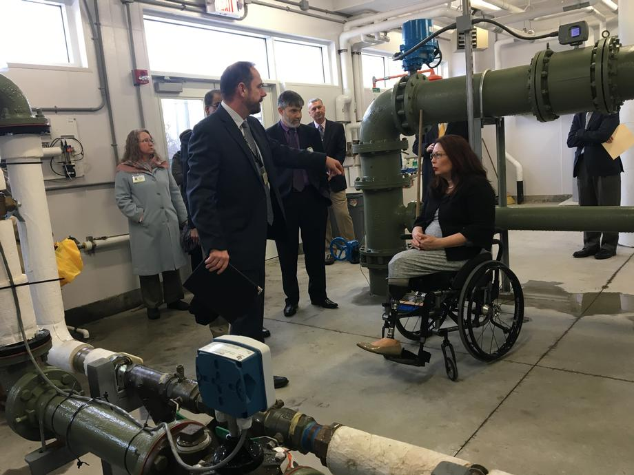 At Quincy Veterans' Home, Duckworth Demands Answers & Calls for Accountability on Legionnaires' Crisis