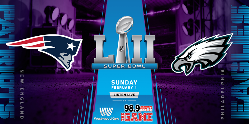 Listen Live to the Big Game