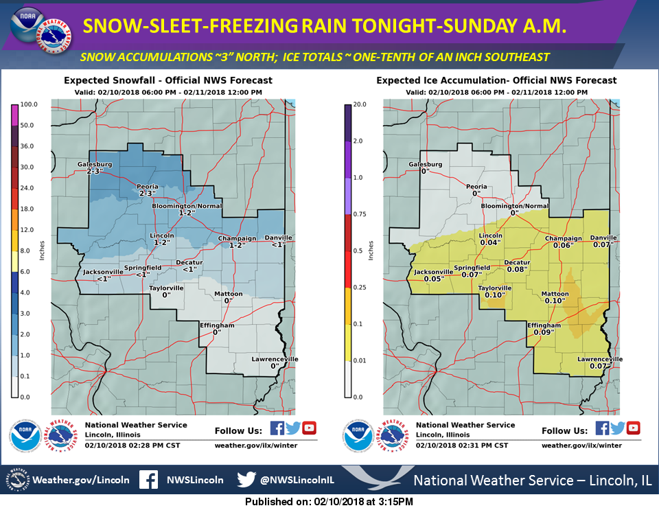 Winter Weather Possible This Weekend