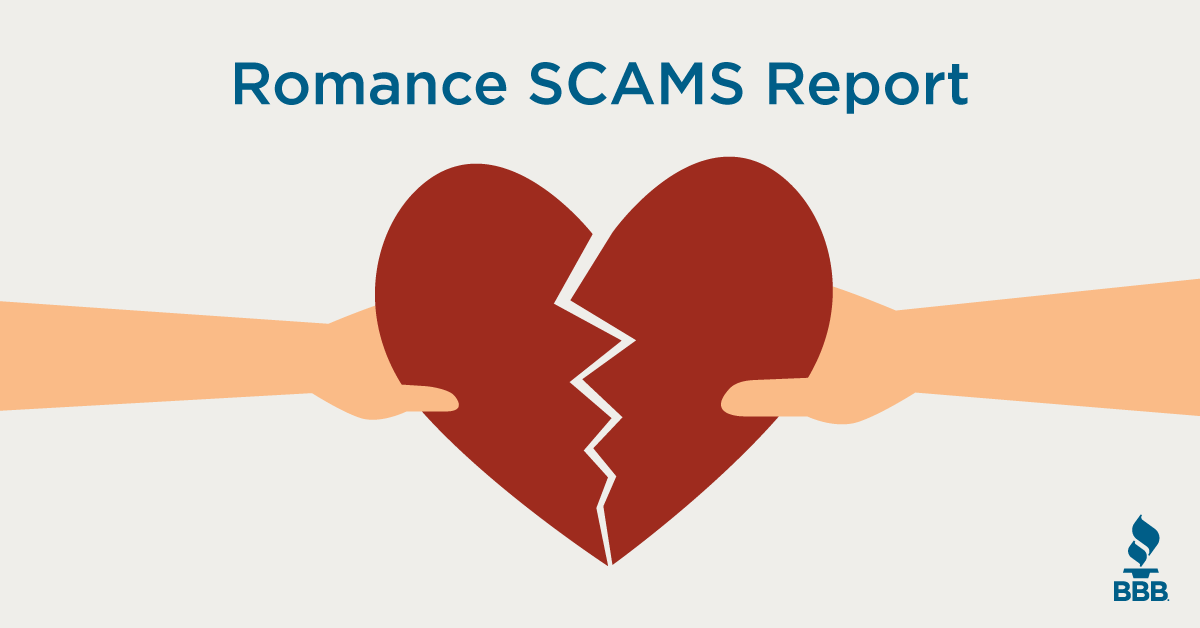 BBB Study: Online Romance Scams Coaxing Millions Out of Unsuspecting Victims