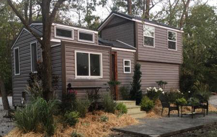 Amazing Tiny Home goes BIG for the First Time on HGTV