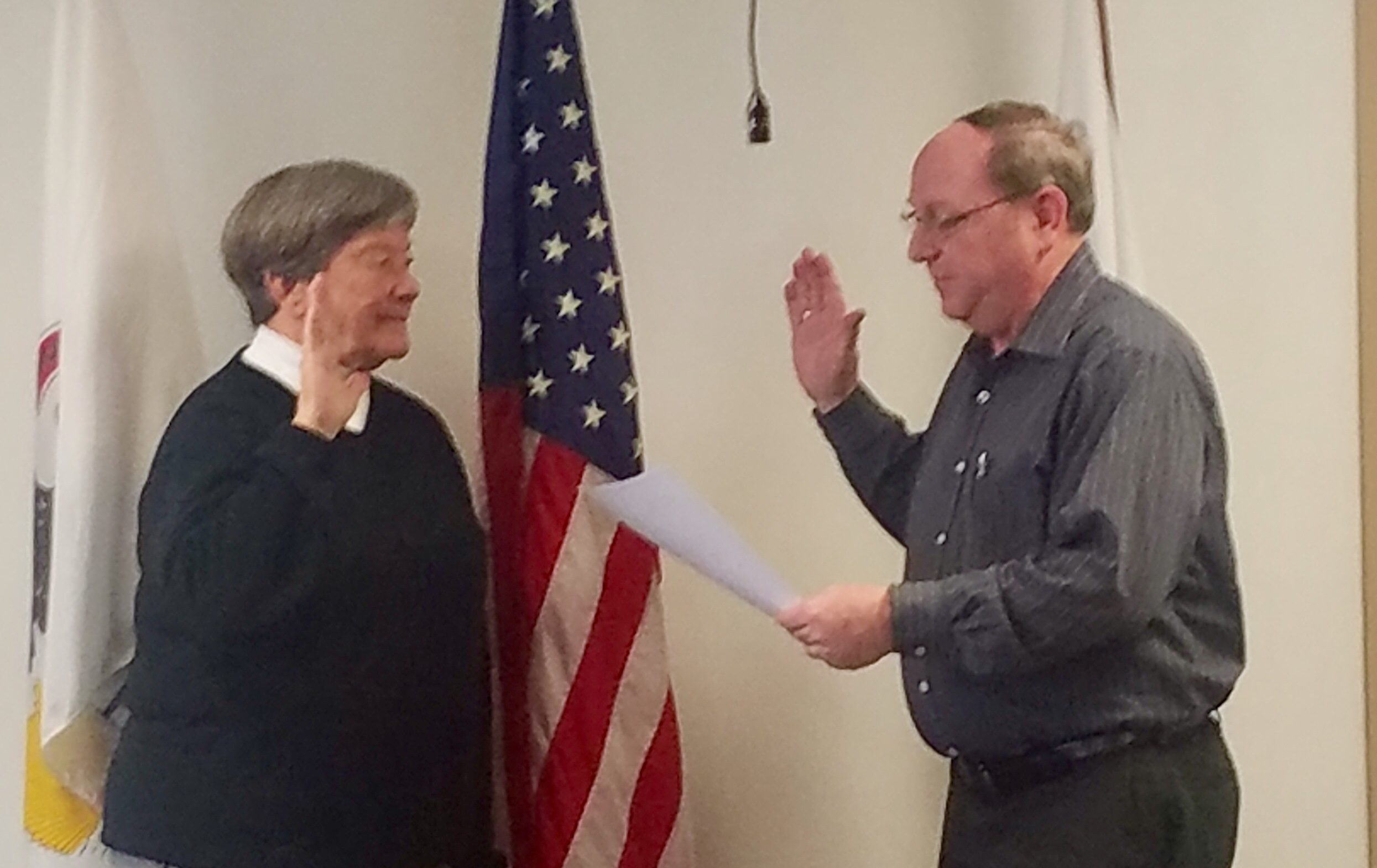 Kim Rhodes Appointed County Coroner by Effingham County Board During Special Meeting