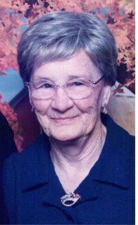 Mamie L. Gallion, 92