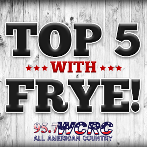 Thursday's Top 5 with Frye