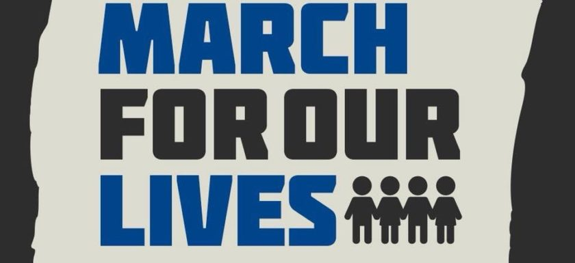 """Many March in """"March For Our Lives Rally"""" Against Gun Violence in Charleston; 2nd Amendment Supporters Rally Simultaneously"""
