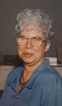 Evelyn Jean Beringer, 91