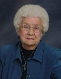 Helen Margaret Bridges, 97