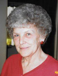 Margaret Ann Brackett, 83