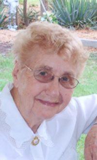 Clara M. Becker, 89