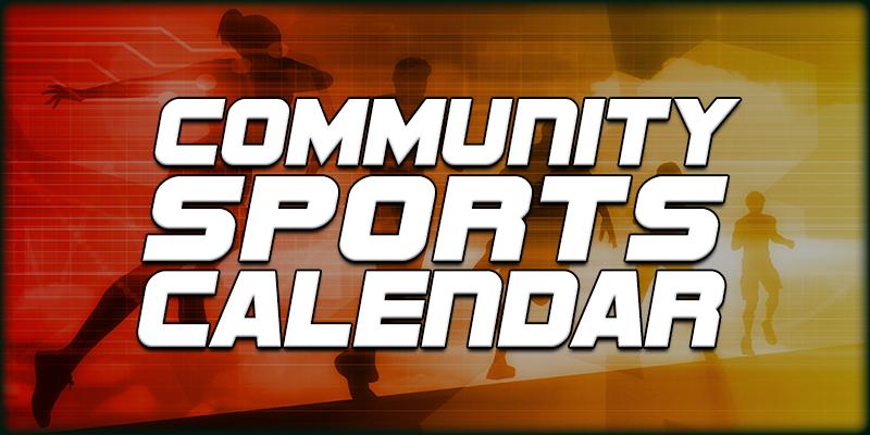 Community Sports Calendar