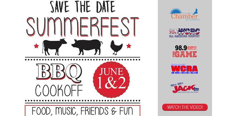 Jasper County Summerfest