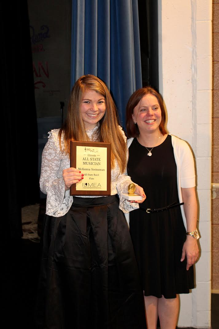 Band Students from St. Anthony Grade School and St. Anthony High School Receive Awards