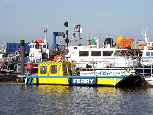 Illinois-Kentucky Ferry May End Its Run