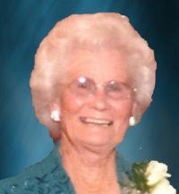 Evelyn Matson Clark, 91