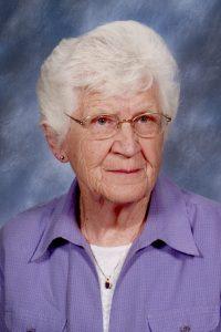 Helen Schumacher, 92