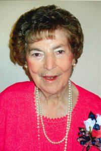 Adeline E. Probst, 95